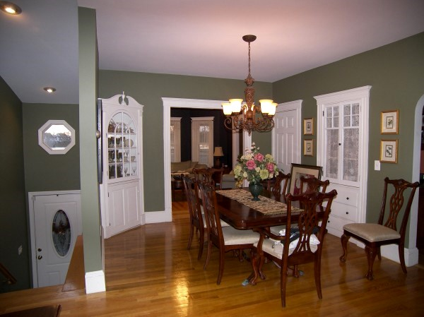 Interior House Painter Quincy MA
